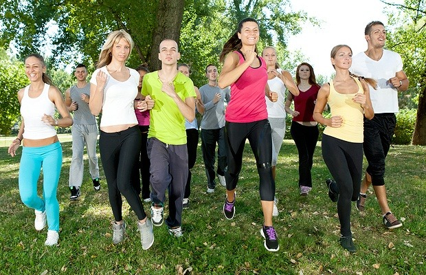 fitness boot camp workout training