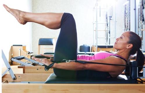 pilates flat abs
